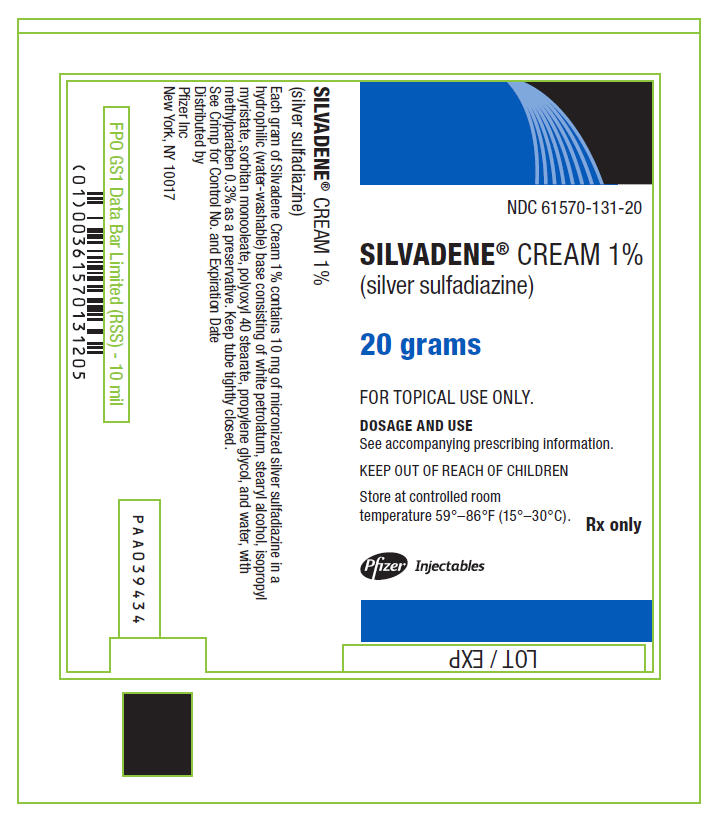 Principal Display Panel - 20 gram Tube Label